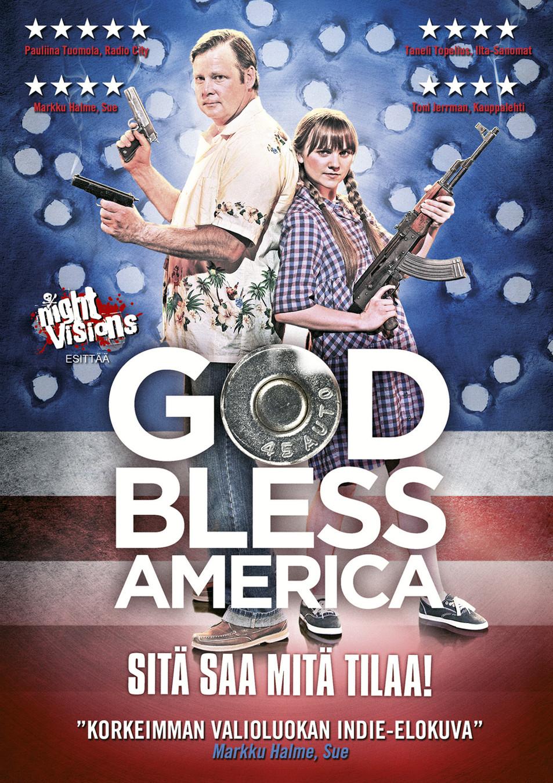 Dvd God Bless America God Bless America Dvd