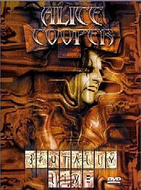 Cooper, Alice: Brutally live -dvd+cd