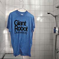 Giant Robot: Domesticity