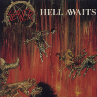 Slayer : Hell awaits -digi-