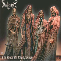 Beherit: Oath of black blood -digi
