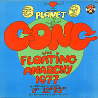 Gong: Live floating anarchy