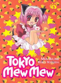 Ikumi, Mia: Tokyo Mew Mew 6