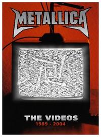 Metallica: Videos 1989-2004
