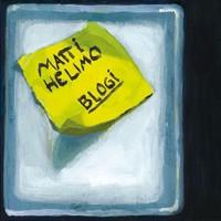Helimo, Matti: Blogi