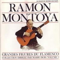 Montoya, Ramon: Grandes Figures du Flamenco vol. 5