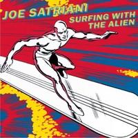 Satriani, Joe: Surfing with the alien
