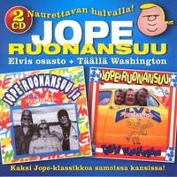 Ruonansuu, Jope: Elvis osasto / Täällä Washington