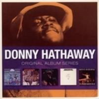 Hathaway, Donny: Original album series
