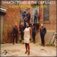 Jones, Sharon: I Learned the Hard Way