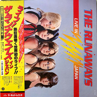 Runaways: Live In Japan