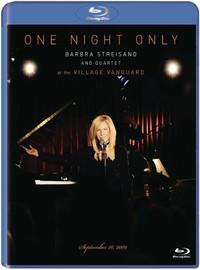 Streisand, Barbra: One night only