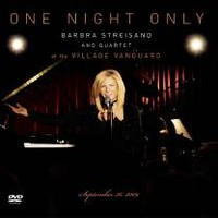 Streisand, Barbra: One night only -cd+dvd