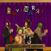 Hovinarri: Muumiot, peikot ja prinsessat