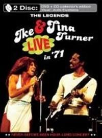 Turner, Ike & Tina: The legends