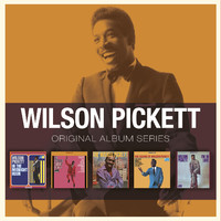 Pickett, Wilson: Original album series