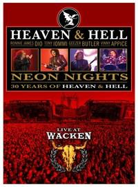Heaven & Hell : Neon nights - live at Wacken