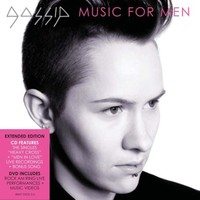 Gossip: Music for men -expanded edition cd+dvd