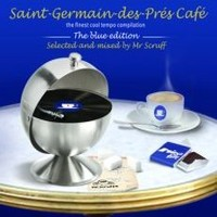 V/A: Saint-Germain-des-Prés-Café - the blue edition