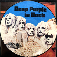 Deep Purple: In Rock -picture disc-