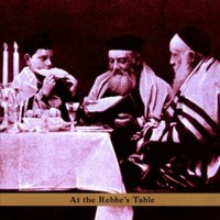 Sparks, Tim: At the rebbe's table