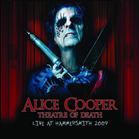 Cooper, Alice: Theatre Of Death -dvd+cd