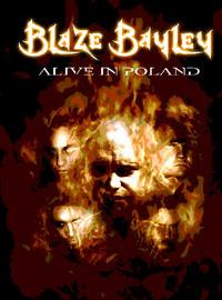 Bayley, Blaze: Alive In Poland -ltd. Dvd+2cd