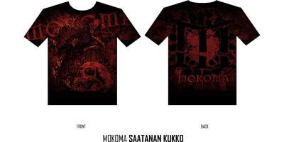 Mokoma : Saatanan kukko Allover print