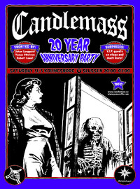 Candlemass: 20 Year Anniversary Party