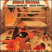 Wonder, Stevie: Fulfillingness' first finale