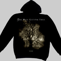 Man-Eating Tree: Cover