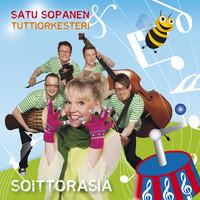 Sopanen, Satu & Tuttiorkesteri : Soittorasia