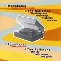 Boomhauer / Rollstons: Split