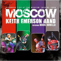 Emerson, Keith: Moscow