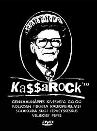 V/A : Kassarock '10 -dvd+cd