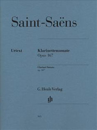 Saint-saens: Saint-saens - Sonata, op 167