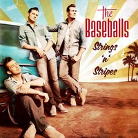 Baseballs: Strings 'n' stripes