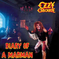 Osbourne, Ozzy : Diary of a madman -remastered