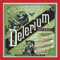 V/A: Last Daze Of The Underground - Delerium Records