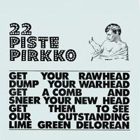 22-Pistepirkko: Lime green delorean
