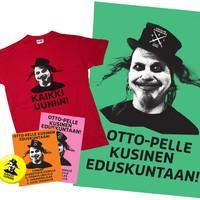 Kotiteollisuus : Otto-Pelle Kusinen kampanjapaketti