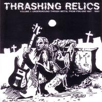 V/A: Thrashing relics vol. 1 - underground thrash metal from Finland 1987-1990