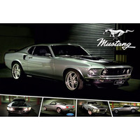 Carposter : Ford Mustang Cobra Jet 428