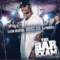 Royce Da 5'9: Bar Exam