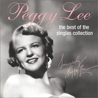 Lee, Peggy : Best of the singles collection