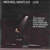 Mantler, Michael : Live