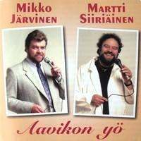 Siiriäinen, Martti: Aavikon yö