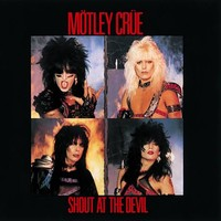 Mötley Crüe : Shout at the devil -re-issue