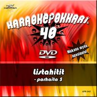 Karaoke: Karaokepokkari 40 - Listahitit parhaita 5