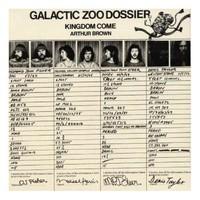 Brown, Arthur: Galactic zoo dossier